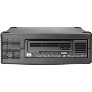 Aрхивиращo устройствo HP EH958B, 3TB, LTO-5 Ultrium 3000 SAS, External Tape Drive image
