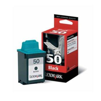 ГЛАВА LEXMARK ColorJetPrinter Z 12/ 22 / 32 - Black - P№ 17G0050E /50/ - заб.: 410p image