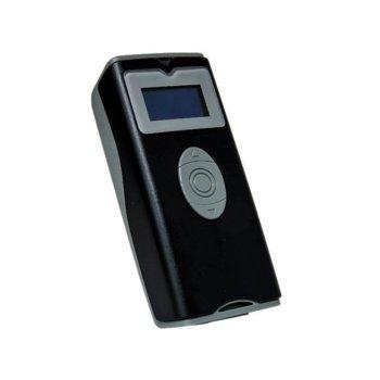 Баркод скенер Birch WS50-300A. 500 scans/sec, LED, безжичен, USB, черен image