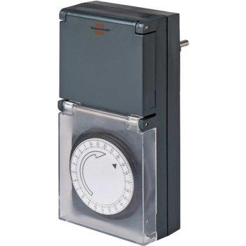 Механичен таймер Brennenstuhl MZ20 24h 1506460 product
