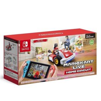Игра за конзола Mario Kart Live: Home Circuit – Mario Pack, за Nintendo Switch image