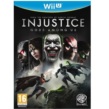 Injustice: Gods Among Us product