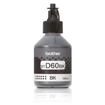 Brother BT-D60 Black Ink Bottle product