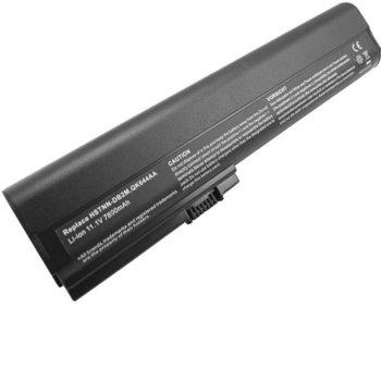 Батерия (заместител) за лаптоп HP EliteBook 2560p/2570p, 6cell, 10.8V, 5200mAh image