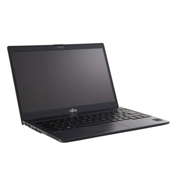 "Лаптоп Fujitsu Lifebook U939X (VFY:U939XM271TRO), четириядрен Whiskey Lake Intel Core i7-8665U 1.9/4.8 GHz, 13.3"" (33.78 cm) Full HD Touchscreen Display, (HDMI), 16GB LPDDR3, 512GB SSD, 1x USB Type C, Windows 10 Pro, 4G/LTE, 1.0 KG image"