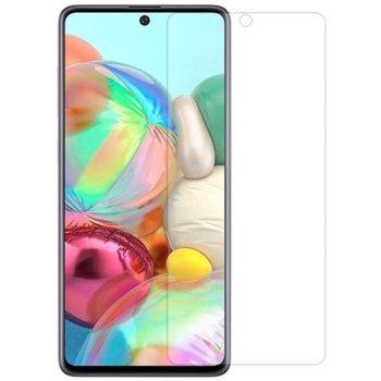 Протектор от закалено стъкло /Tempered Glass/ за Samsung Galaxy A71, 0.3mm, прозрачен image