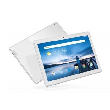 "Таблет Lenovo Tab P10 (ZA450068BG), LTE, 10.1"" (25.65 cm) Full HD IPS дисплей, осемядрен Snapdragon 450 1.8 GHz, 4GB RAM, 64GB Flash памет, 8.0 & 5.0 Mpix камера, Android Oreo, 440 g image"