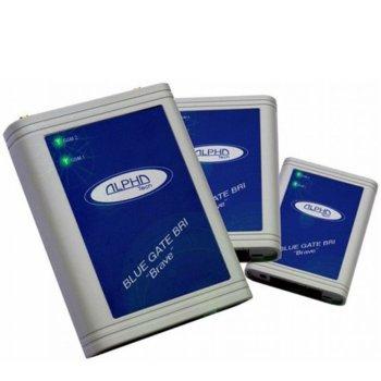 GSM гейтуеи Blue Gate BRI Brave, работи с две SIM карти image
