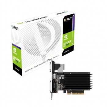 nVidia GT 710, 2GB, Palit product