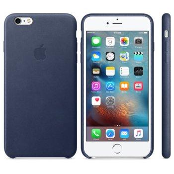 Apple 6 Plus / 6s Plus Leather Case Blue MKXG2ZM/A product