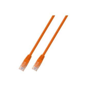 EFB Elektronik RJ45 U/UTP Cat.5e 5m orange K8099.5 product