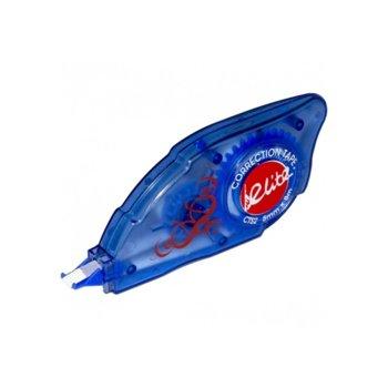 Лентов коректор Elite CTS2, лентов (5мм), 6м, син image