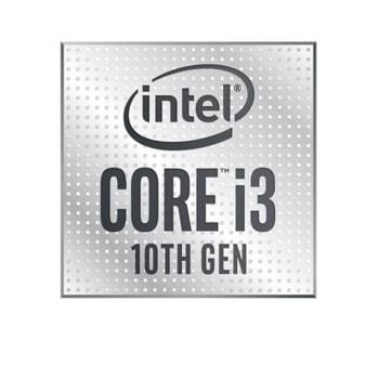 Процесор Intel Core i3-10105, четириядрен (3.7/4.4 GHz, 6MB Cache, 1100MHz графична честота, LGA1200) Tray, без охлаждане image