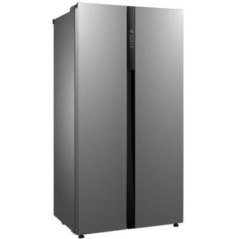 Хладилник с фризер Arielli ARC-689WEN, клас A+, 510 л. общ обем, свободностоящ, 405 kWh/годишно разход на енергия, NoFrost, инверторен компресор, инокс image