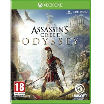Assassins Creed Odyssey Xbox One product