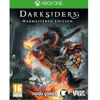 Darksiders: Warmastered Edition product