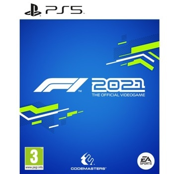 Игра за конзола F1 2021, за PS5 image