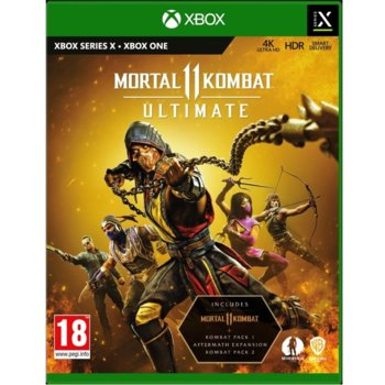 Mortal Kombat 11 Ultimate Edition Xbox One product