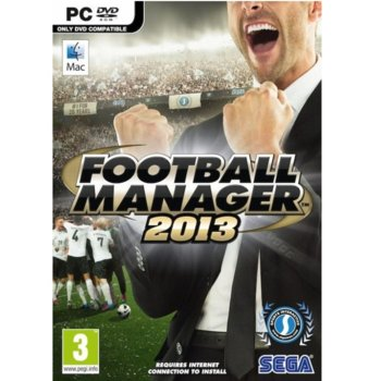 Football Manager 2013 product