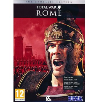 Rome Total War : The Complete Edition product