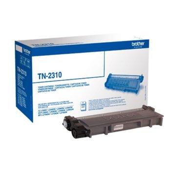 Тонер касета за Brother HL 2300D/L2340DW/L2360DN/L2365DW/MFC L2720DW/L2740DW/DCP L2540DN/L2520DW/L2500D, TN-2310 - Заб.: 1200 брой копия image