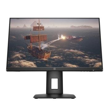 """Монитор HP X24ih (2W925AA), 60.45 cm (23.8""""), IPS, 30-167 kHz, FHD, 1ms GtG, 1000:1 static, 350 nits, HDMI, DP image"""
