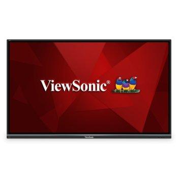 """Публичен дисплей ViewSonic IFP5550-2, тъч дисплей, 54.6"""" (138.6 cm) Ultra HD, HDMI, VGA, USB, RS232, RJ-45 image"""