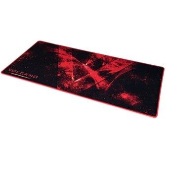 Подложка за мишка Modecom Volcano Erebus, гейминг, черна, 900 x 420 x 3 mm image
