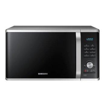 Микровълнова фурна Samsung MS28J5255US/OL, механично управление, 1000W, 28л. обем, черна image