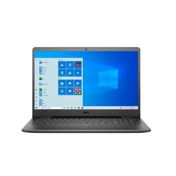 "Лаптоп Dell Inspiron 3505, четириядрен AMD Ryzen 5 3450U 2.1/3.5GHz, 15.6"" (39.62 cm) Full HD IPS Touchscreen Anti-Glare Display, (HDMI), 12GB DDR4, 1TB HDD & 256GB SSD, 2x USB 3.0, Windows 10  image"