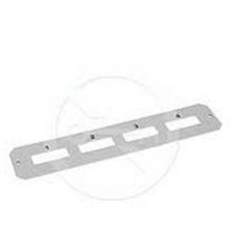 Panel for simple wall-mounting for ORN-01-30/18 splice-box - 4DSC image