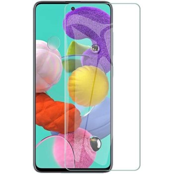 Протектор от закалено стъкло /Tempered Glass/ за Samsung Galaxy A51, 0.3mm, прозрачен image