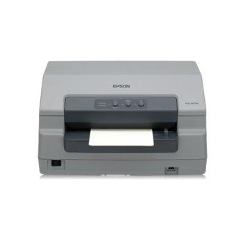 Матричен принтер Epson PLQ-22 CS, 360x360 dpi, 480 chars/s, 128MB Included, USB, Bidirectional parallel, RS-232, 1г.  image