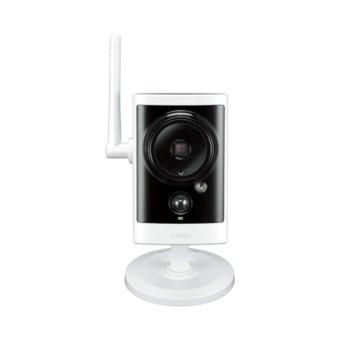 IP камера D-Link DCS-2330L, безжична мрежова, 720p HD, IR подсветка (до 5м) image