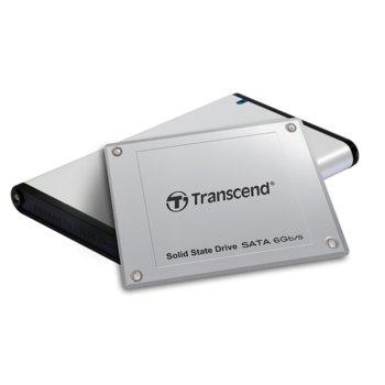 """Памет SSD 240GB Transcend JetDrive 420, SATA 6Gb/s, 2.5""""(6.35 cm), скорост на четене 570 MB/s, скорост на запис 470 MB/s, с външна кутия USB 3.0, предназначен за Mac image"""