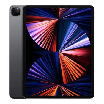 "Таблет Apple iPad Pro Wi-Fi + Cellular (MHR73HC/A)(сив) 5G, 12.9"" (32.76 cm) Liquid Retina дисплей, осемядрен Apple A12Z Bionic, 8GB RAM, 256GB Flash памет, 12.0 + 10.0 MPix & 12.0 MPix камера, iPad OS, 685g image"