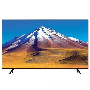 "Телевизор Samsung 43TU7092 (UE43TU7092UXXH), 43"" (109.22 cm) LED 4K UHD Smart TV, HDR, DVB-T2/C/S2, Wi-Fi, LAN, 2x HDMI, 1x USB, енергиен клас G image"