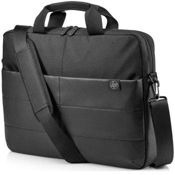 "Чанта за лаптоп HP Classic Briefcase, до 15.6"" (39.60cm), черна image"