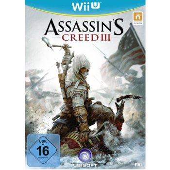 Игра за конзола Assassins Creed III, за Wii U image