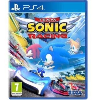 Игра за конзола Team Sonic Racing, за PS4 image