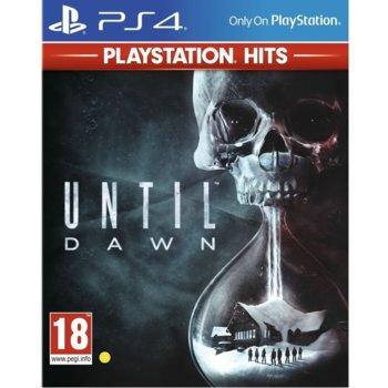 Игра за конзола Until Dawn, за PS4 image