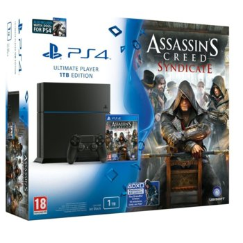 Sony PlayStation 4 1TB + AC Syndicate WATCH_DOGS product