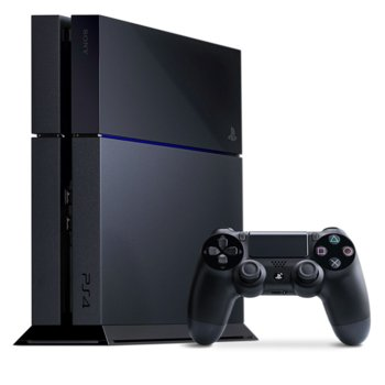 Sony Playstation 4 500GB Black 9437215 product