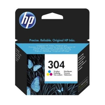 ГЛАВА ЗА HEWLETT PACKARD DeskJet 2620/2630 All-in-One Printers - Color - P№ N9K05AE - /304/ - Заб.: 100p/2ml image