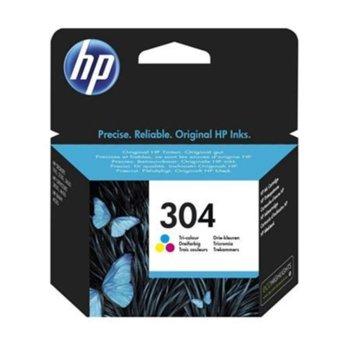 ГЛАВА ЗА HEWLETT PACKARD DeskJet 2620/2630 All-in-One Printers - Color - P№ N9K05AE - /304/ - Заб.: 100p/2ml image