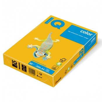 Хартия Mondi IQ Color AG10, A4, 80 g/m2, 500 листа, златист image