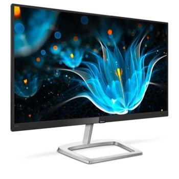 """Монитор Philips 226E9QHAB, 21.5"""" (54.6 cm) IPS панел, Full HD, 5ms, 20000000:1, 250cd/m2, HDMI, VGA image"""