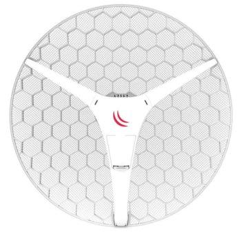 Антена MikroTik RBLHGG-5acD-XL, до 5Ghz, 1x 10/100/1000 Ethernet, PoE image