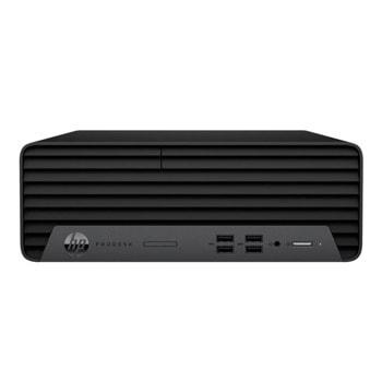 Настолен компютър HP ProDesk 405 G6 SFF (293X0EA), шестядрен AMD Ryzen 5 PRO 4650G 3.7/4.2GHz, 8GB DDR4, 256GB SSD, 7x USB 3.2 Gen 1, Free DOS image