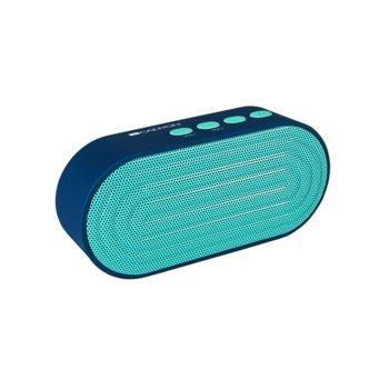 Тонколона Canyon CNS-CBTSP3, 2.0, Bluetooth 4.2, до 3 часа време за работа, микрофон, microSD слот, USB, синя image